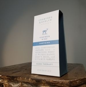 NWT + Sealed | Crabtree & Evelyn | Goatmilk Hands